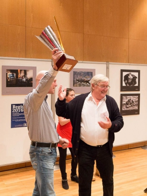 Dieses Jahr ging der Wanderpokal an den Fotoclub Wolfratshausen